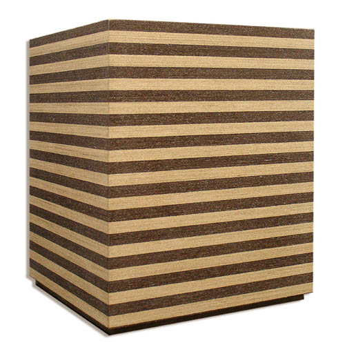 Tierurnen aus Holz