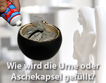 URNENGESCHÄFT.
